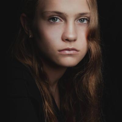 Portrait color/b&w (2018)