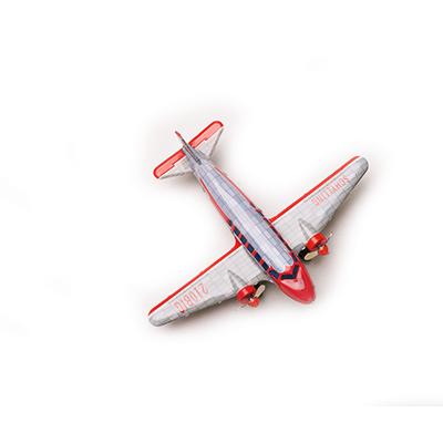 Tin toy plane