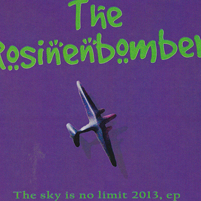 The sky is no limit (CD 2013)